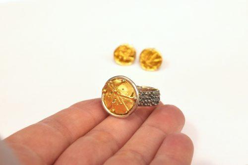 středověký prsten